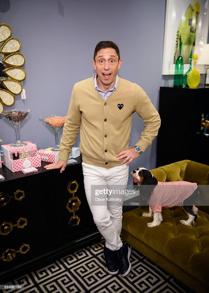 Jonathan Adler Toasts @ToastMeetsWorld At The Launch Of TOASTHAMPTON