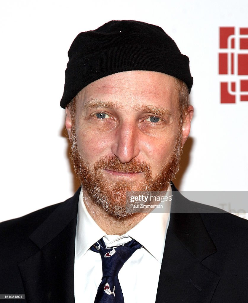 <a gi-track='captionPersonalityLinkClicked' href=/galleries/search?phrase=Jonathan+Ames&family=editorial&specificpeople=702105 ng-click='$event.stopPropagation()'>Jonathan Ames</a> attends 65th Annual Writers Guild East Coast Awards at B.B. King Blues Club & Grill on February 17, 2013 in New York City.
