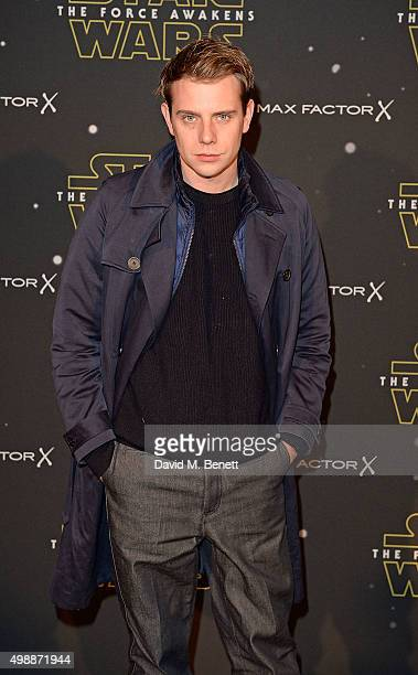 Jonathan Anderson attends the Star Wars Fashion Finds The Force presentation at the Old Selfridges Hotel London 10 Londonbased designers showcased...