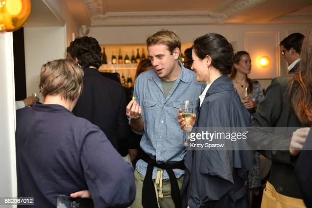 Jonathan Anderson attends the Surface Magazine Fall Fashion Issue 2017 Presentation on October 16 2017 in Paris France