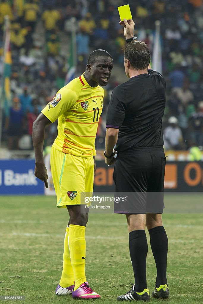 Togo v Tunisia - 2013 Africa Cup of Nations: Group D