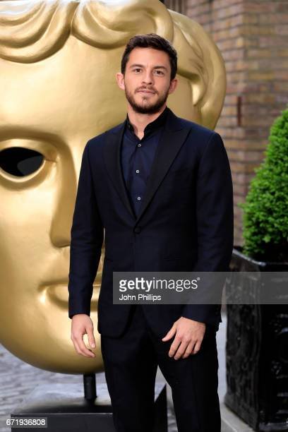 Jonathan Bailey attends the British Academy Television Craft Awards on April 23 2017 in London United Kingdom