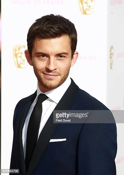 Jonathan Bailey attends the House of Fraser British Academy Television Awards 2015 Theatre Royal on May 10 2015 in London England