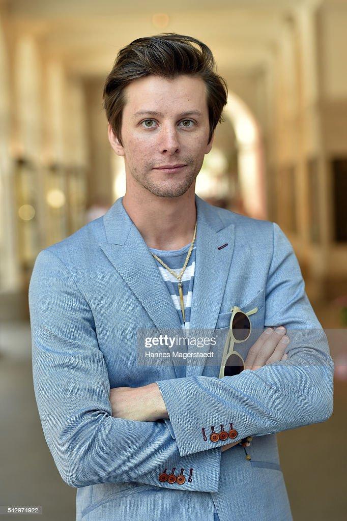 Jonathan Beck during the 'Sommerfest der Agenturen' at Hugo's on June 25, 2016 in Munich, Germany.