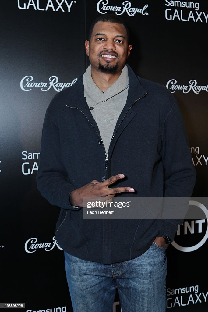 Jonathan Bender attended the Kenny Smith's All Star Homecoming - NBA All-Star Weekend 2015 at Pranna Restaurant on February 13, 2015 in New York City.