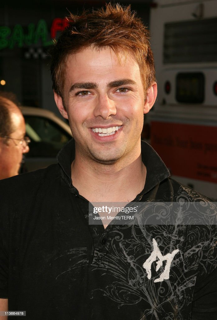 <a gi-track='captionPersonalityLinkClicked' href=/galleries/search?phrase=Jonathan+Bennett&family=editorial&specificpeople=233425 ng-click='$event.stopPropagation()'>Jonathan Bennett</a> during 'Beerfest' Los Angeles Premiere - Arrivals at Grauman's Chinese in Hollywood, California, United States.