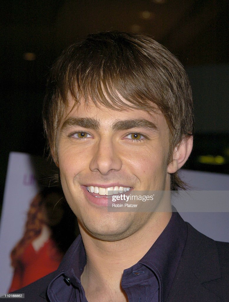 <a gi-track='captionPersonalityLinkClicked' href=/galleries/search?phrase=Jonathan+Bennett&family=editorial&specificpeople=233425 ng-click='$event.stopPropagation()'>Jonathan Bennett</a> during 'Mean Girls' New York Premiere at Loews Lincoln Square Theatre in New York City, New York, United States.