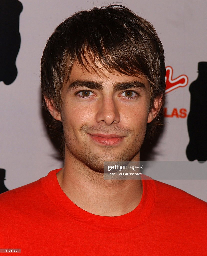<a gi-track='captionPersonalityLinkClicked' href=/galleries/search?phrase=Jonathan+Bennett&family=editorial&specificpeople=233425 ng-click='$event.stopPropagation()'>Jonathan Bennett</a> during Virgin Cola at the Post MTV Movie Awards Party - Arrivals at Fame in Hollywood, California.