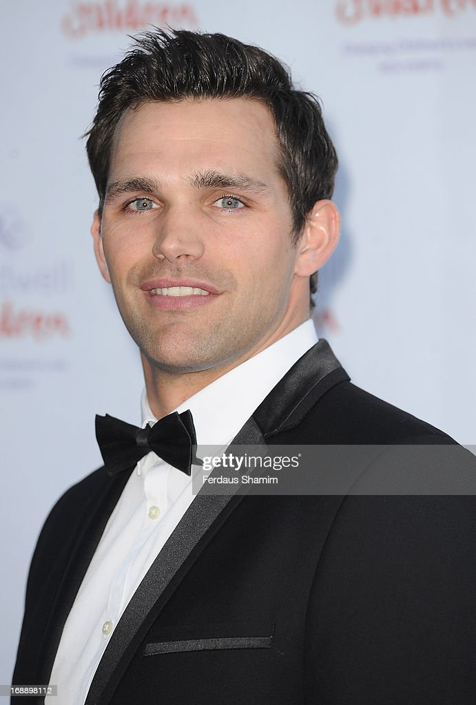 Jonathan Bremner attends The Butterfly Ball: A Sensory Experience in aid of the Caudwell Children's charity at Battersea Evolution on May 16, 2013 in London, England.