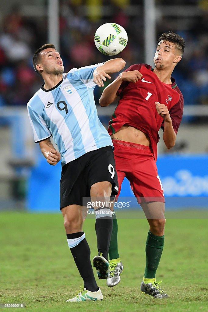 Portugal v Argentina: Men's Football - Olympics: Day -1
