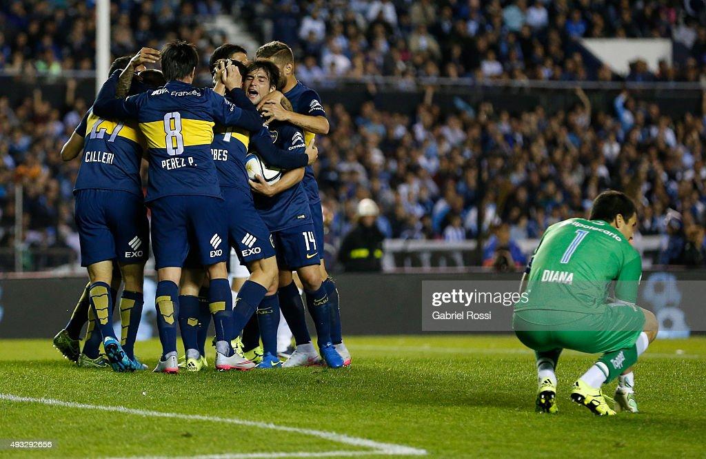 Racing Club v Boca Juniors - Torneo Primera Division 2015