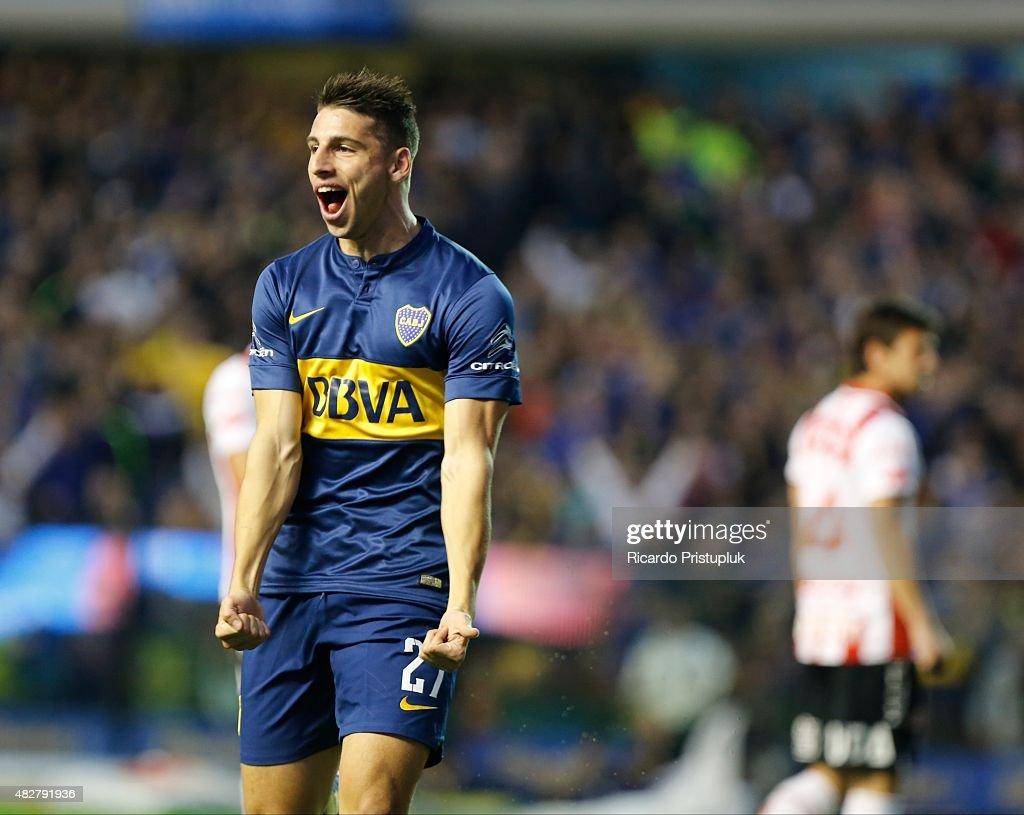 Boca Juniors v Union Santa Fe - Torneo Primera Division 2015