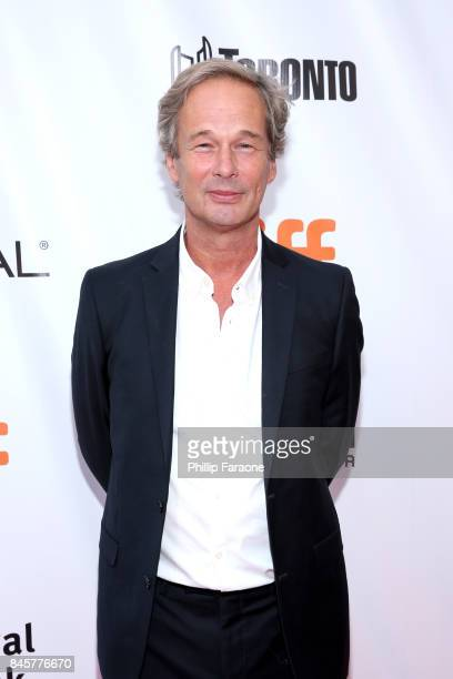 Jonathan Cavendish attends the 'Breathe' premiere during the 2017 Toronto International Film Festival at Roy Thomson Hall on September 11 2017 in...