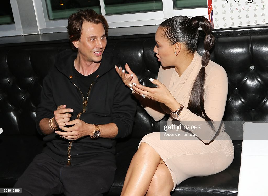 <a gi-track='captionPersonalityLinkClicked' href=/galleries/search?phrase=Jonathan+Cheban&family=editorial&specificpeople=538047 ng-click='$event.stopPropagation()'>Jonathan Cheban</a> and Mel B are seen at Sugar Factory American Brasserie during a meet and greet with her fans on February 5, 2016 in Miami, Florida.