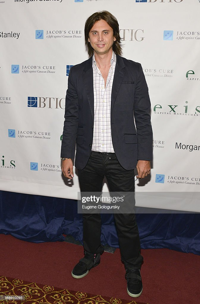 <a gi-track='captionPersonalityLinkClicked' href=/galleries/search?phrase=Jonathan+Cheban&family=editorial&specificpeople=538047 ng-click='$event.stopPropagation()'>Jonathan Cheban</a> attends the 2013 Jacob's Cure 'Dream Big' Gala at Pier Sixty at Chelsea Piers on May 16, 2013 in New York City.