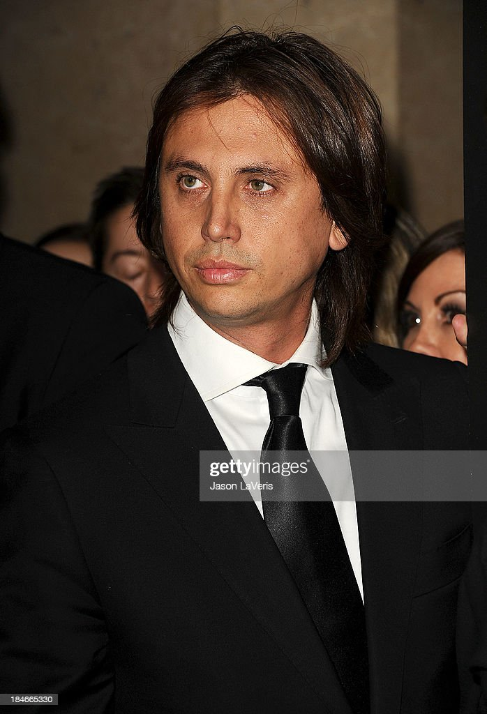 Jonathan Cheban attends the 40th annual Daytime Emmy Awards at The Beverly Hilton Hotel on June 16, 2013 in Beverly Hills, California.