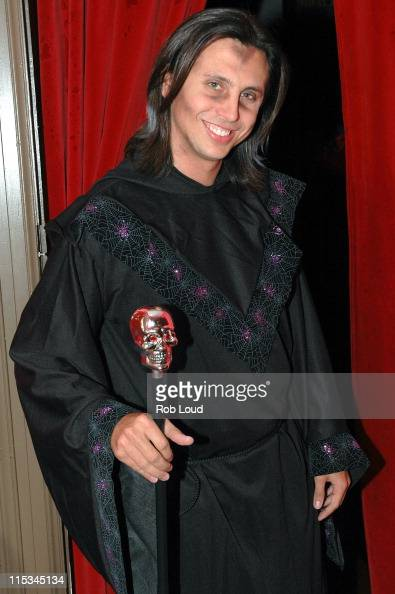 Jonathan Cheban during Joonbug's 4th Annual Halloween Masquerade Ball Hosted by the Gastineau Girls at Capitale in New York City New York United...