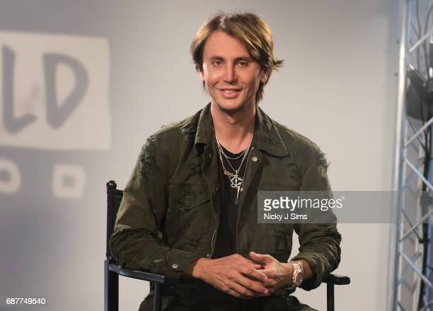 Jonathan Cheban speaks at the Build LDN event at AOL on May 24 2017 in London England
