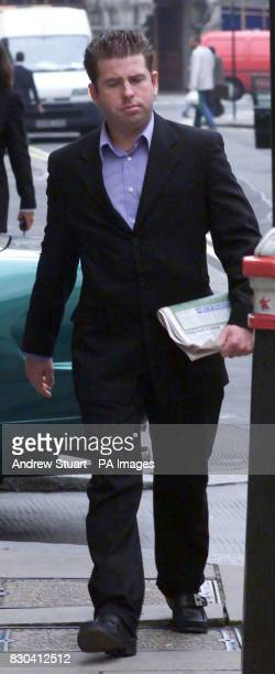 Jonathan Copeland brother of nail bomber David Copeland arrives at the Old Bailey Criminal Courts in London David Copeland is on trial for murdering...
