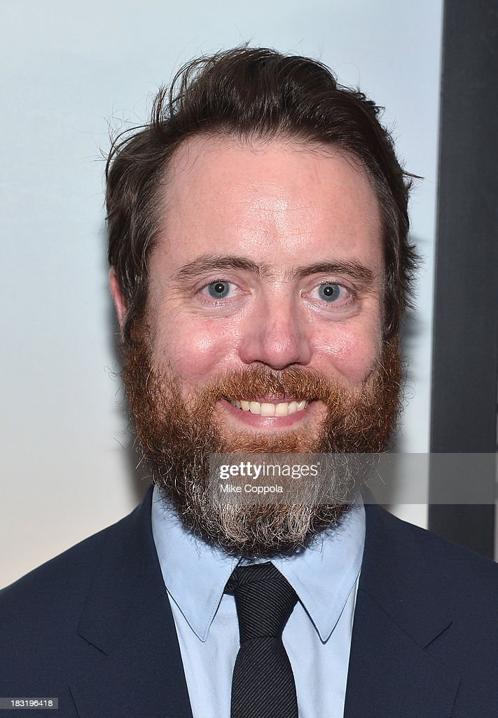 Jonathan Daly attends the Centerpiece Gala Presentation Of 'The Secret Life Of Walter Mitty' during the 51st New York Film Festival at Alice Tully Hall at Lincoln Center on October 5, 2013 in New York City.