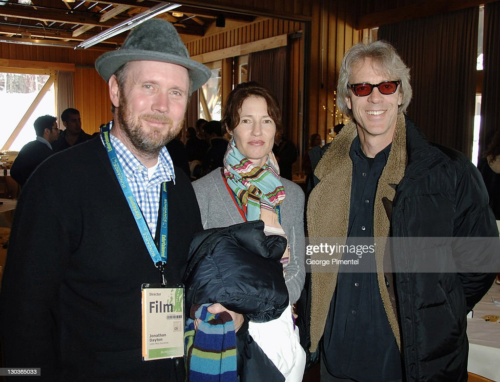 Jonathan Dayton, director of 'Little Miss Sunshine', Valerie Faris, director of 'Little Miss Sunshine' and Stewart Copeland, drummer for the Police