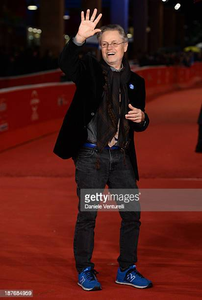 Jonathan Demme attends 'La Santa' Premiere And 'Fear Of Falling' Premiere during The 8th Rome Film Festival on November 11 2013 in Rome Italy