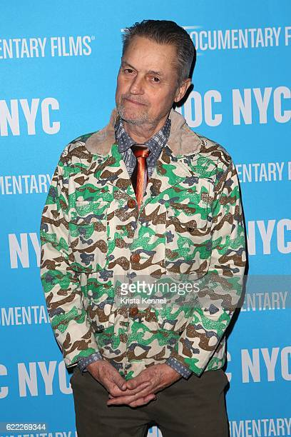 Jonathan Demme attends The 3rd Annual DOC NYC Visionaries Tribute Luncheon at City Winery on November 10 2016 in New York City