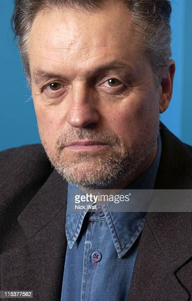 Jonathan Demme during The Times BFI London Film Festival 2004 Jonathan Demme Photocall at National Film Theatre in London Great Britain
