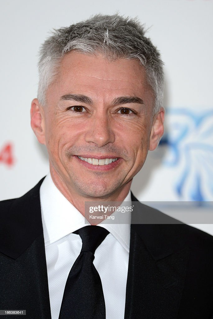 Jonathan Edwards attends the British Olympic Ball at The Dorchester on October 30, 2013 in London, England.