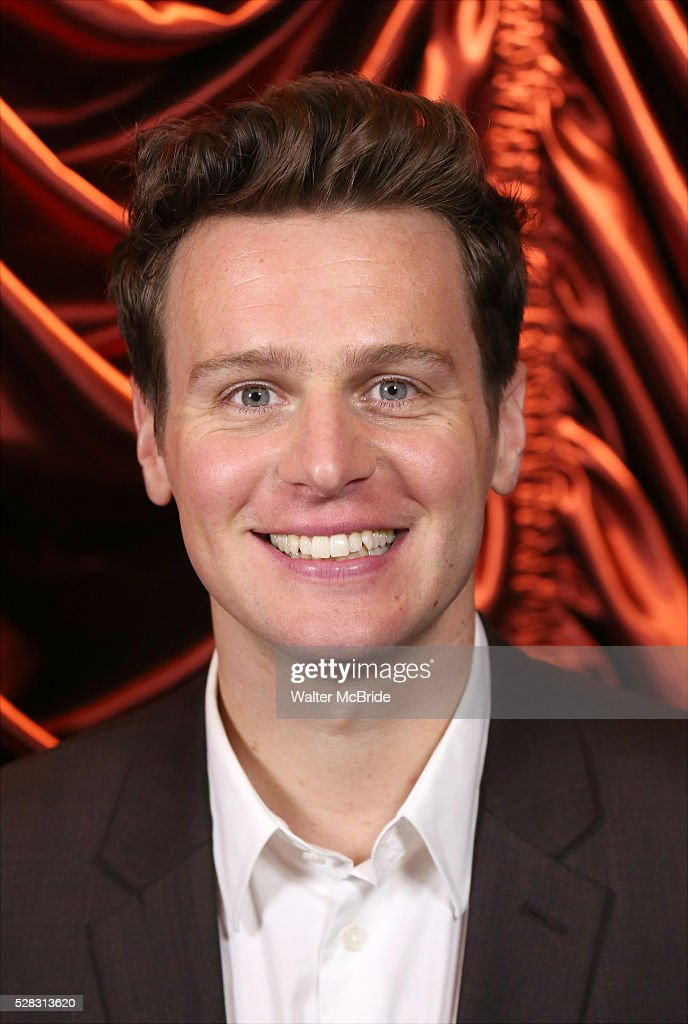 <a gi-track='captionPersonalityLinkClicked' href=/galleries/search?phrase=Jonathan+Groff&family=editorial&specificpeople=2994250 ng-click='$event.stopPropagation()'>Jonathan Groff</a> during the 2016 Tony Awards Meet The Nominees Press Reception at the Paramount Hotel on May 4, 2016 in New York City.