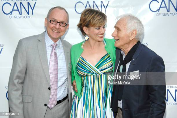 Jonathan Hilton Cady Huffman and Dick Latessa attend 2010 Annual Gala Creative Alternatives of New York 'BROADWAY AT THE BOATHOUSEENCORE'Arrivals at...