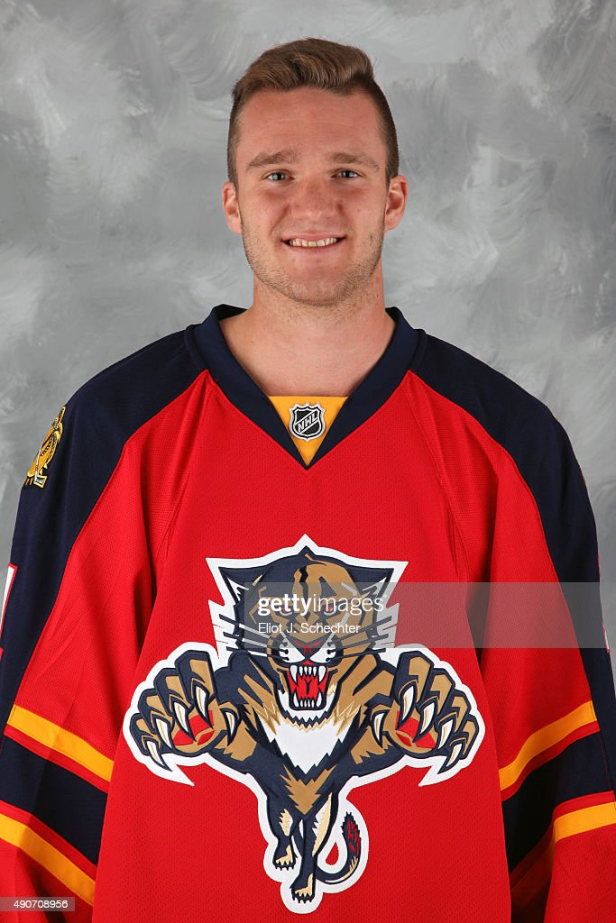 <a gi-track='captionPersonalityLinkClicked' href=/galleries/search?phrase=Jonathan+Huberdeau&family=editorial&specificpeople=7144196 ng-click='$event.stopPropagation()'>Jonathan Huberdeau</a> #11 of the Florida Panthers poses for his official headshot for the 2015-2016 season on September 17, 2015 at the BB&T Center in Sunrise, Florida.