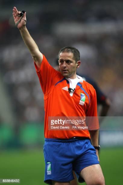 Jonathan Kaplan Referee