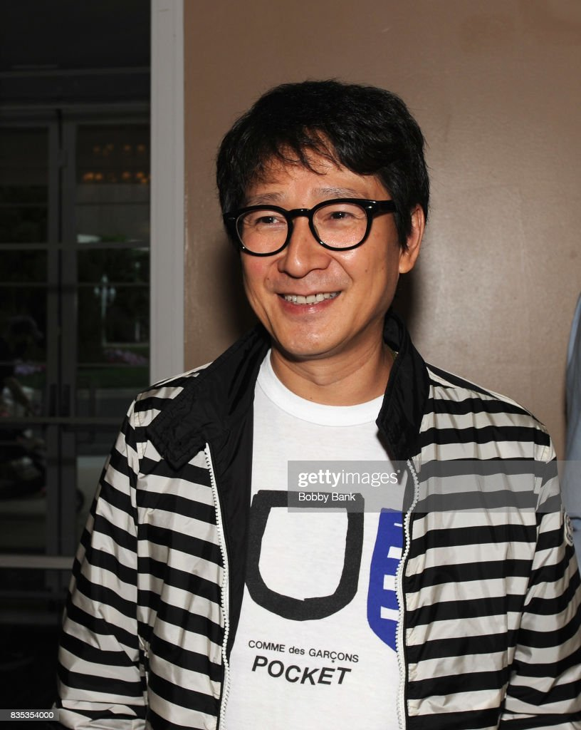 Jonathan Ke Quan attends the Monster Mania Con 2017 at NJ Crowne Plaza Hotel on August 18, 2017 in Cherry Hill, New Jersey.