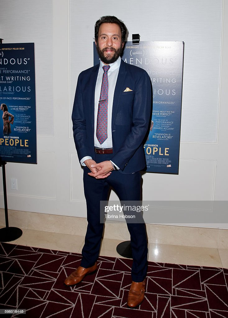 Jonathan Kite attends the Premiere of Vertical Entertainment's 'Other People' at The London West Hollywood on August 31, 2016 in West Hollywood, California.