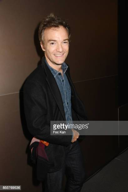Jonathan Lambert attends the ' Detroit ' Premiere at UGC Normandie on September 29 2017 in Paris France