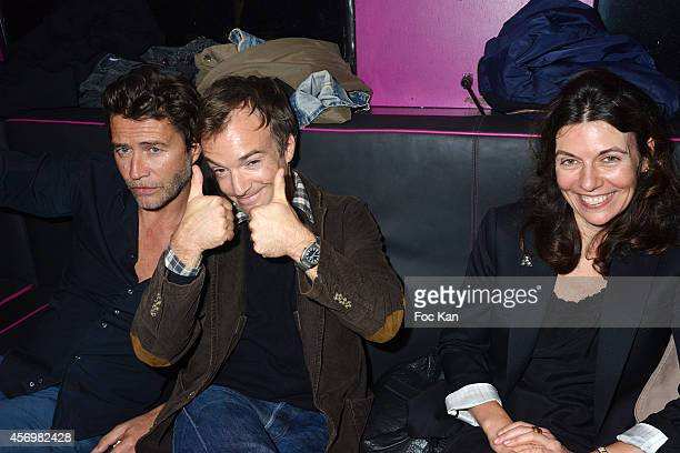 Jonathan Lambert attends the James Arch Party At The River's King boat on october 9 2014 in Paris France