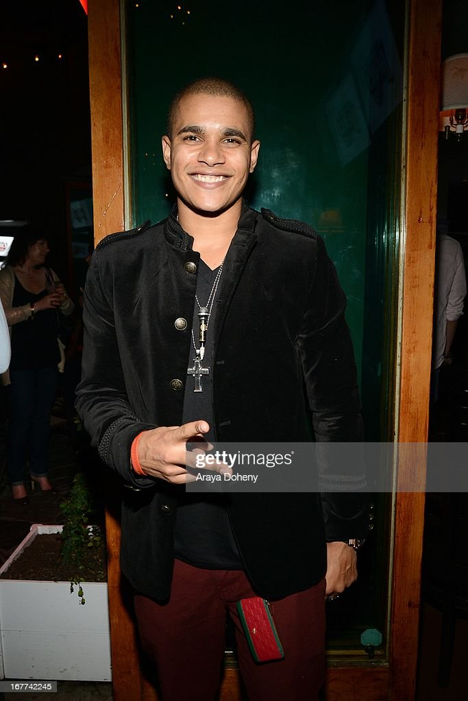 Jonathan 'Lil J' McDaniel attends VH1's 'Hit the Floor' Wrap Party on April 28, 2013 in Los Angeles, California.