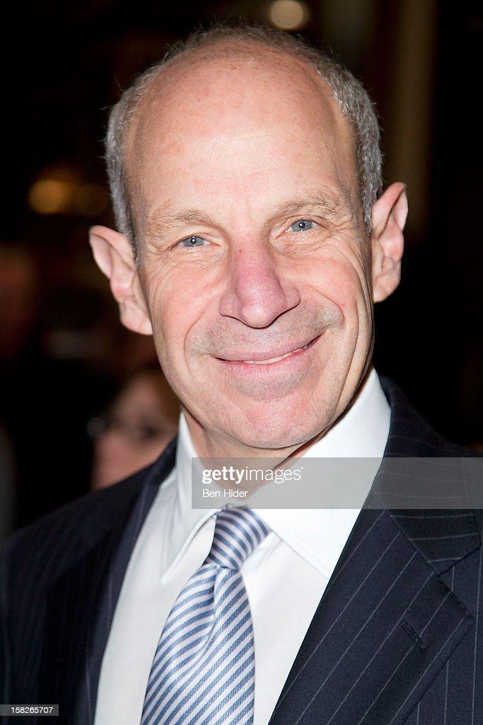Jonathan M. Tisch, Chairman of Loews Hotels attends Loews Regency Hotel Power Breakfast Event at the Loews Regency Hotel on December 12, 2012 in New York City.