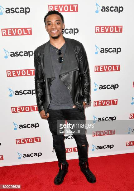 Jonathan McReynolds at the ASCAP 2017 Rhythm Soul Music Awards at the Beverly Wilshire Four Seasons Hotel on June 22 2017 in Beverly Hills California