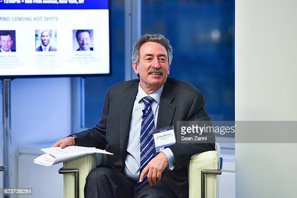 Jonathan Mechanic attends The Commercial Observer Financing Commercial Real Estate at 666 Fifth Avenue on November 15 2016 in New York City