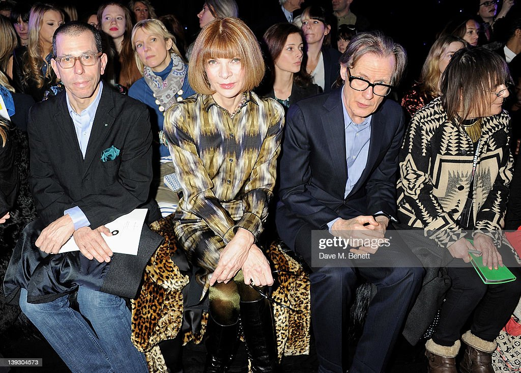 Mulberry: Front Row - LFW Autumn/Winter 2012