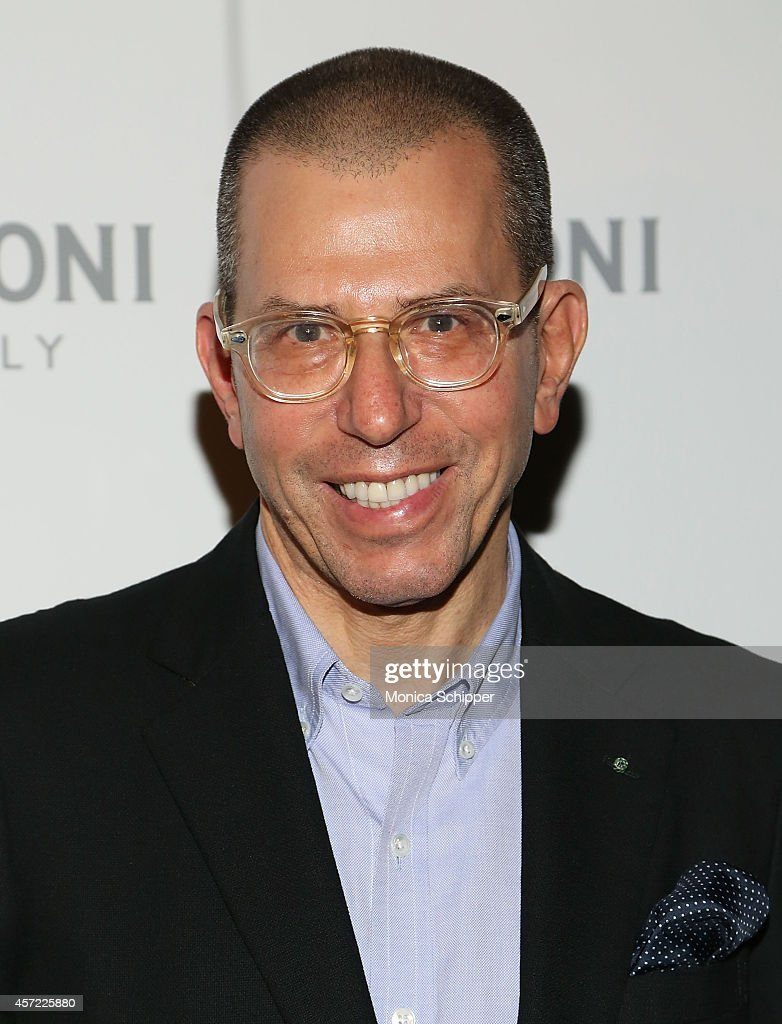 Jonathan Newhouse attends the Vogue Italia Opening Night Exhibition at Industria Studios on October 14, 2014 in New York City.