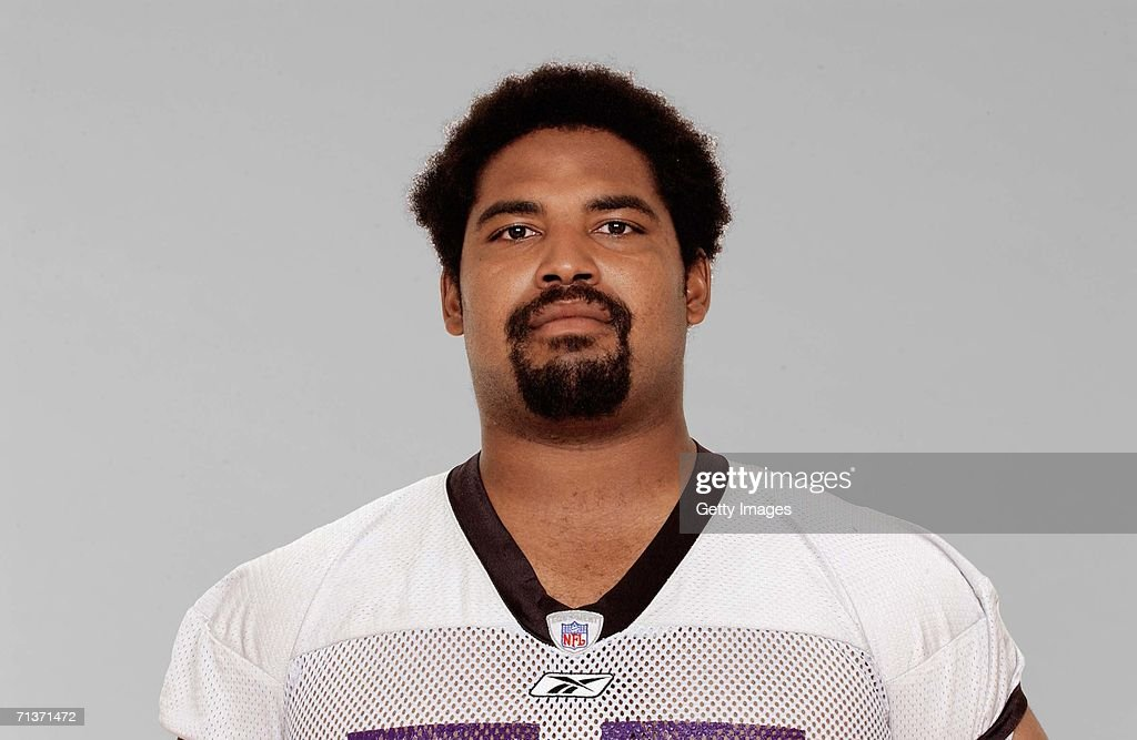 Baltimore Ravens 2006 Headshots