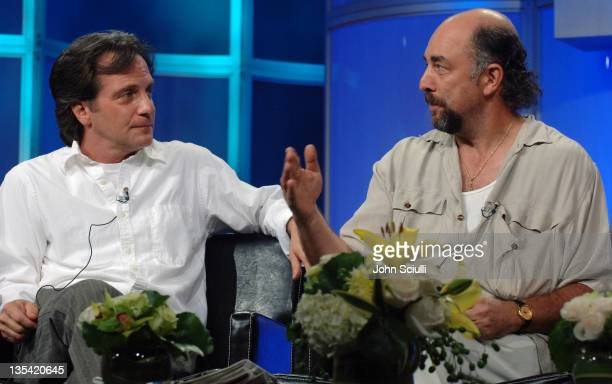 Jonathan Prince executive producer American Dreams and Richard Schiff