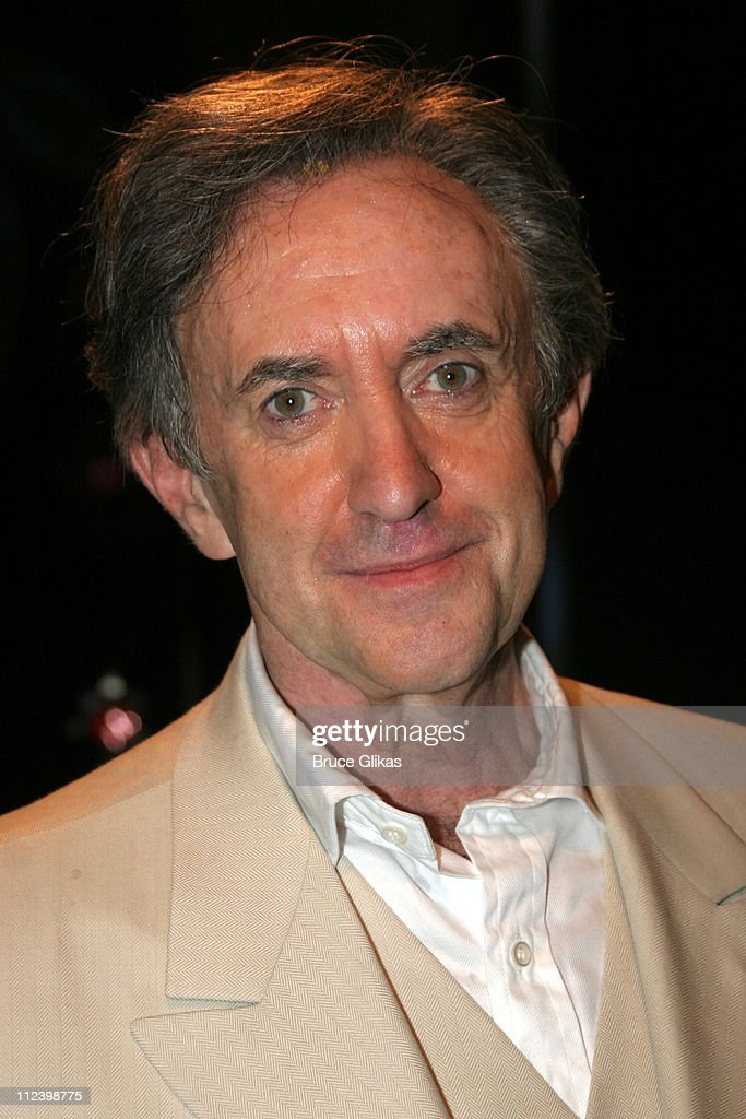 <a gi-track='captionPersonalityLinkClicked' href=/galleries/search?phrase=Jonathan+Pryce&family=editorial&specificpeople=209115 ng-click='$event.stopPropagation()'>Jonathan Pryce</a> during <a gi-track='captionPersonalityLinkClicked' href=/galleries/search?phrase=Jonathan+Pryce&family=editorial&specificpeople=209115 ng-click='$event.stopPropagation()'>Jonathan Pryce</a> Joins 'Dirty Rotten Scoundrels' on Broadway at The Imperial Theater in New York City, New York, United States.