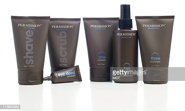 Jonathan Reece's new skincare line for men is called Permission to 'encourage men to give themselves permission to care for their skin'