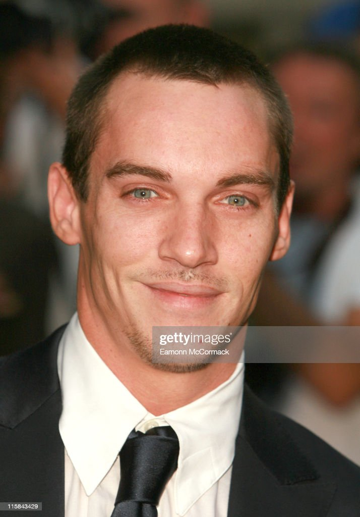 Jonathan Rhys Meyer during GQ Men of the Year Awards - Outside Arrivals at Royal Opera House in London, Great Britain.