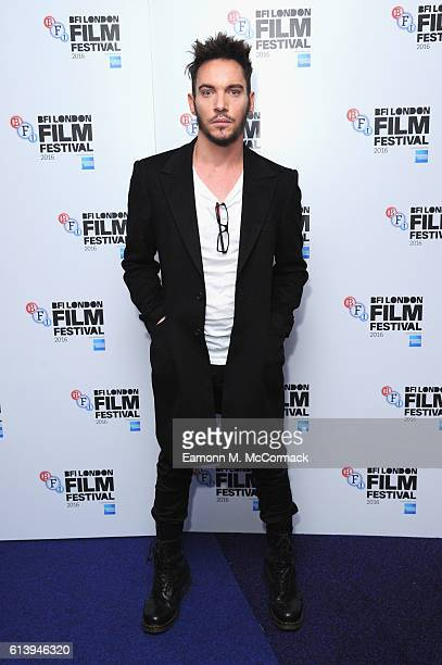 Jonathan Rhys Meyers attends the 'London Town' screening during the 60th BFI London Film Festival at Haymarket Cinema on October 11 2016 in London...
