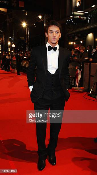 Jonathan Rhys Meyers attends the Orange British Academy Film Awards 2010 at the Royal Opera House on February 21 2010 in London England
